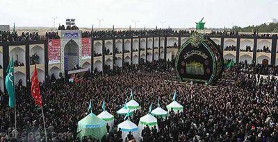 نگاهی به عزاداری دهه اول محرم در سراسر ایران