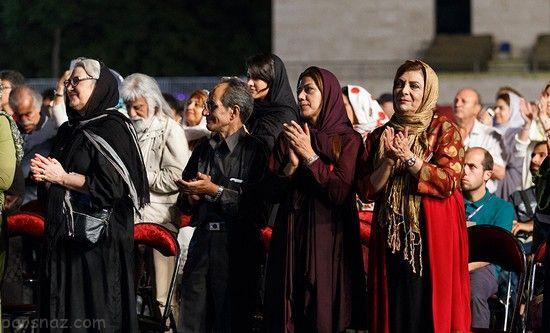 بازیگران سرشناس ایرانی در جشن خانه سینما +تصاویر