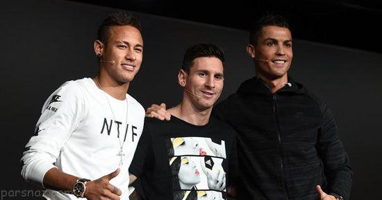 نکات خصوصی زندگی نیمار گران ترین فوتبالیست تاریخ