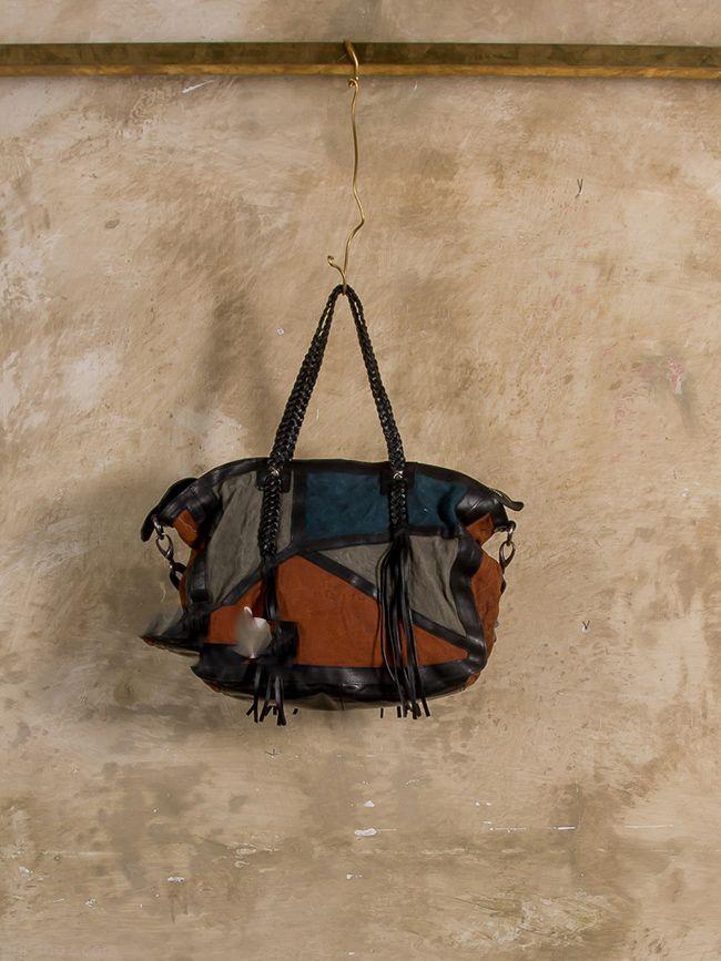 جدیدترین مدل کیف زنانه چرم برند Giorgio Brato