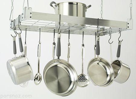 درباره ظروف استیل و نکات مثبت ظروف استیل
