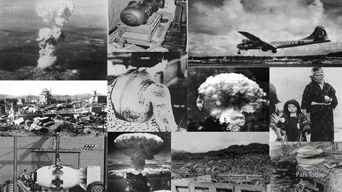 آمریکا ،بمب اتمی هیروشیما چرا؟