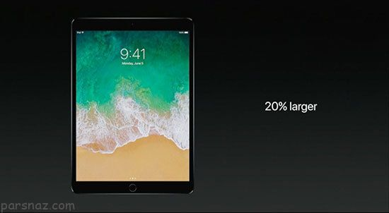 اپل محصولات جدید خود از جمله آیفون 8 را معرفی کرد