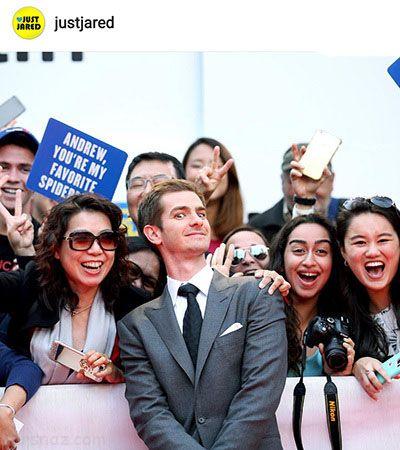 عکس بازیگران خارجی +خبرهای جنجالی ستاره های جهان