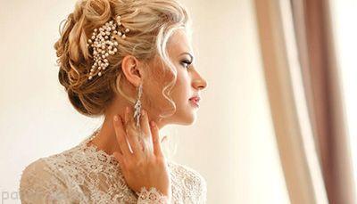 شیک ترین مدل های گوشواره برای عروس خانم ها