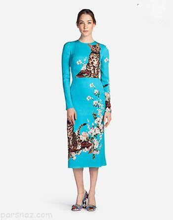 جدیدترین کلکسیون لباس زنانه دولچه برای پاییز