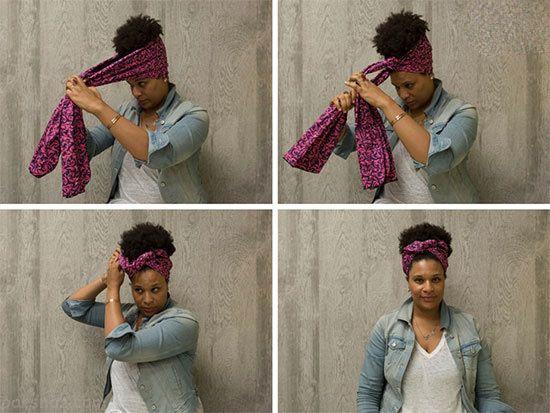 شیک ترین و جدیدترین مدل های بستن دستمال سر