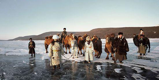 آشنایی با قوم ساتن در کشور مغولستان