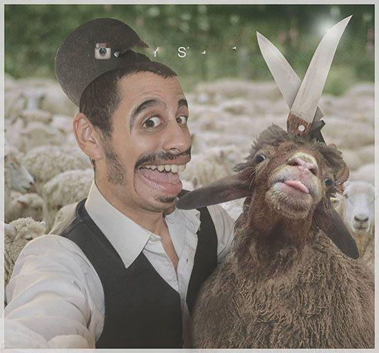 خفن ترین عکس های خنده دار و جالب روز (248)