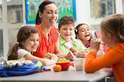 نکات مهم درباره تغذیه کودکان در مدرسه