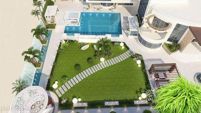 نکات دکوراسیون برای طراحی حیاط ویلایی