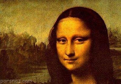 نسخه کاملا برهنه مونالیزا در فرانسه پیدا شد