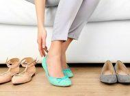 مراقبت از پاها در دوران بارداری را فراموش نکنید
