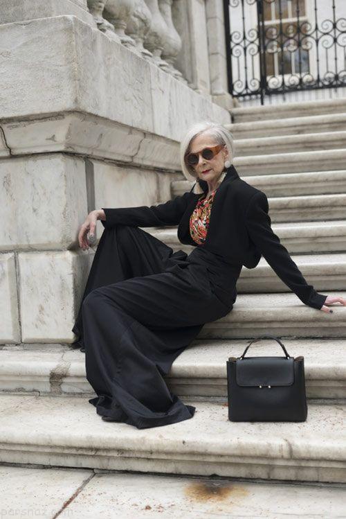 زیبا و مسن ترین زن مانکن خوش اندام مشهور +عکس