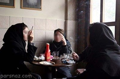 افزایش آمار مصرف سیگار و قلیان در زنان ایرانی