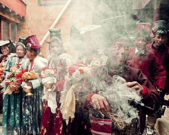 آشنایی با مردم قوم لداخی در کشمیر هندوستان