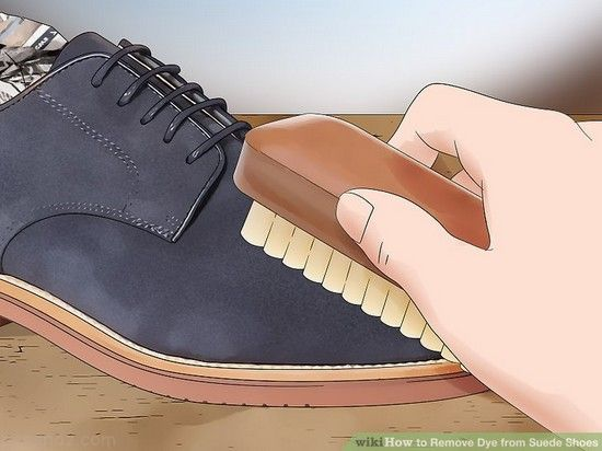 راهنمای تصویری تمیز کردن لکه های روی کفش جیر