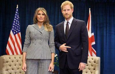اولین سفر ملانیا ترامپ بدون حضور همسرش +عکس