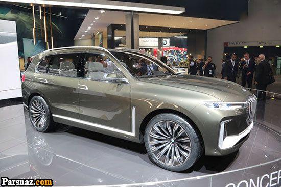 معرفی برترین های نمایشگاه خودرو فرانکفورت 2017