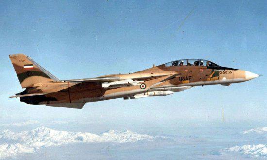 رکورد جنگ های هوایی در دست خلبانان ارتش ایران
