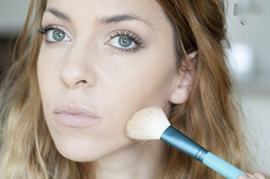 آموزش کامل آرایش برای حجم دادن به صورت