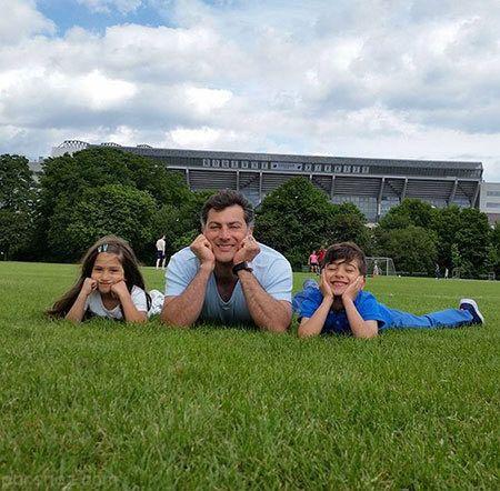 عکس های جدید ستاره ها در کنار فرزندانشان