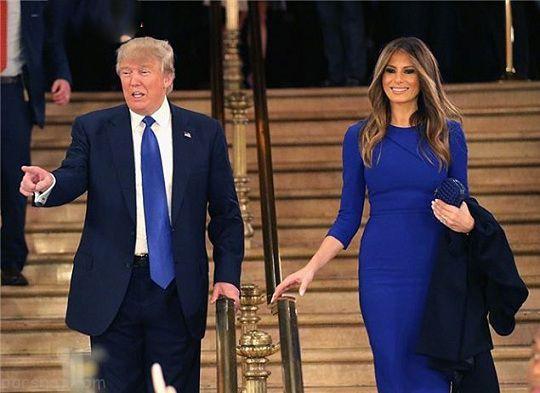 ملانیا ترامپ زنی که نباید دست کم گرفته شود