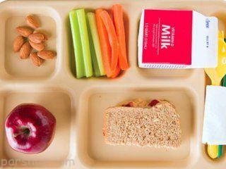 نکات غذایی مفید برای تغذیه کودکان در مدرسه