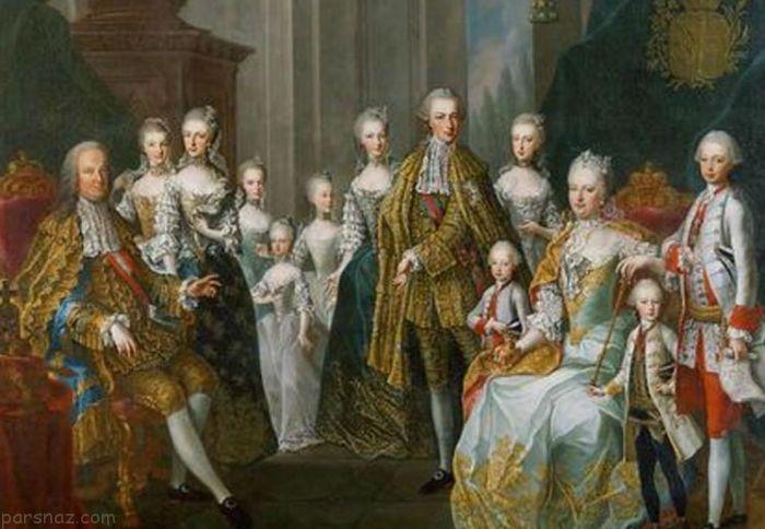 خانواده های معروفی که تاریخ آن ها را نفرین کرده