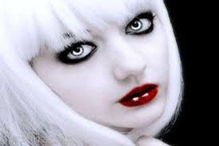 مدل های آرایش عجیب دختران با تیغ زدن +عکس