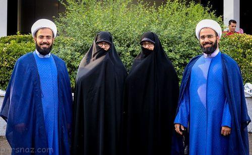 جشنواره دوقلوهای ایرانی در ورزشگاه آزادی