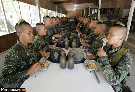 15 روش خفن آموزش های نظامی ترسناک در جهان