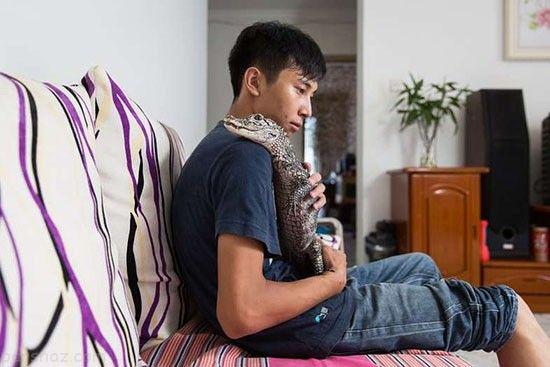 حیوانات خانگی عجیب و غریب مردم چین