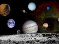چرا سیاره ها و زمین گرد هستند؟