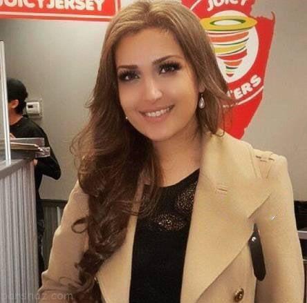 خواننده افغان در فهرست زیباترین زنان جهان 2017
