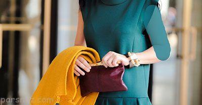 معرفی بهترین ترکیب رنگ ها برای لباس پاییزی زنانه