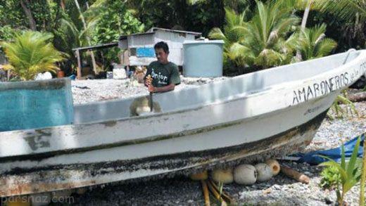 ماجرای باورنکردنی این مرد 438 روز سرگردانی در دریا