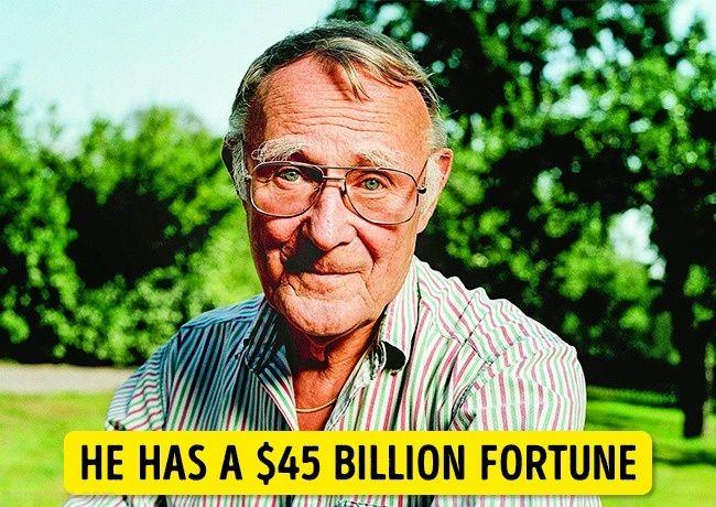 چهره های مشهور پولدار که زندگی ساده ای دارند