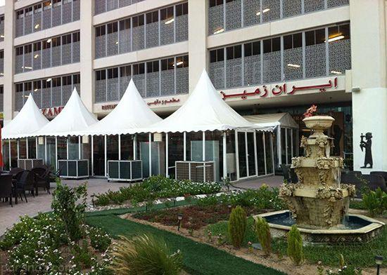 معرفی برترین رستوران های ایرانی در دبی