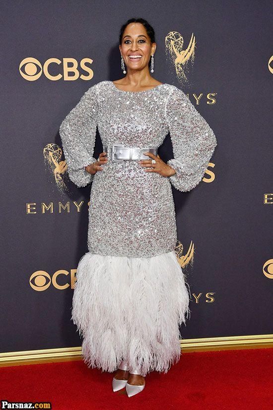 خنده دارترین لباس هنرمندان در مراسم امی 2017