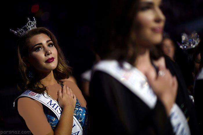 دختران آمریکایی در مسابقات ملکه زیبایی آمریکا +عکس