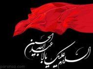 اس ام اس تسلیت شهادت امام حسین و عاشورا 96
