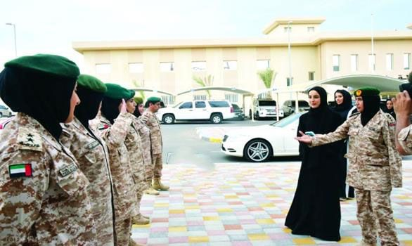 عکس های جوان ترین و جذاب ترین وزیر زن اماراتی
