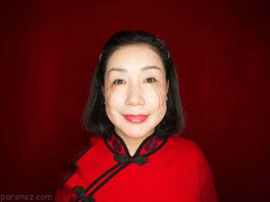 این زن رکورد بلندترین مژه چشم را در گینس شکست