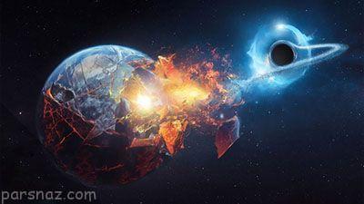 پایان و نابودی جهان چگونه رخ خواهد داد؟