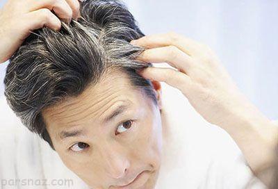 بهترین روش ها برای جلوگیری از سفیدی زودرس مو