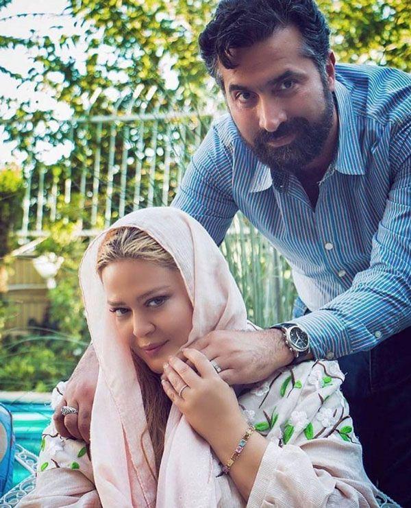کلیپ جنجالی مصاحبه با بهاره رهنما و همسر دومش