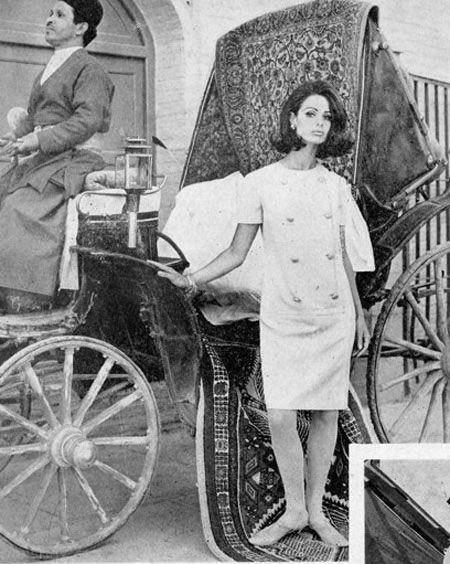 مانکن های زیبای آلمانی به ایران سفر کرده اند