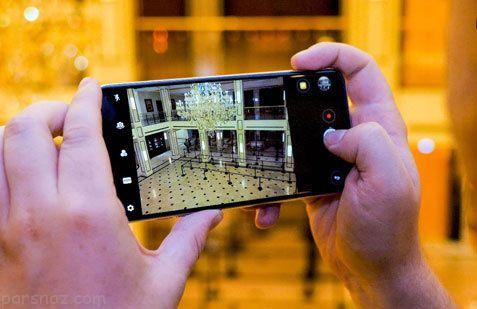 گوشی جدید ال جی V30 رقیبه گلکسی نوت 8