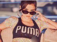 عکس های خفن تبلیغاتی سلنا گومز برای برند پوما